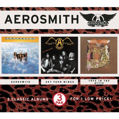 Aerosmith - Aerosmith/Get Your Wings/Toys in the Attic [1998] Disc 3 - Lyrics2You