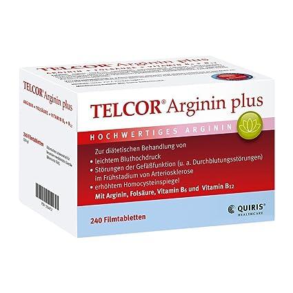 TELCOR Arginin plus, 240 St