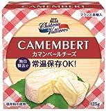 ブレスブルージャポン シャトーヴァリエール 常温缶カマンベール 125g×4個