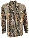 Russell Outdoors Mens Explorer Mock Long Sleeve T-shirt