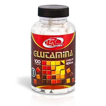 GLUTAMINA 100 caps 500 mg
