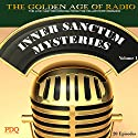 Inner Sanctum Mysteries Radio/TV Program by  PDQ Audioworks