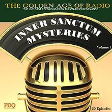 Inner Sanctum Mysteries Radio/TV Program by  PDQ Audioworks