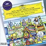 Ravel: Boléro / Debussy: La Mer / Mussorgsky: Pictures at an Exhibition (DG The Originals) Berliner Philharmoniker