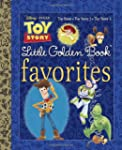 Toy Story Little Golden Book Favorite...