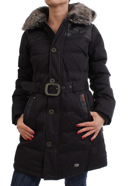 Khujo Mantel Women – ULM – Navy Größe L günstig kaufen