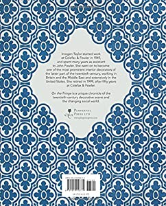 On the Fringe: A Life in Decorating - 50 Years at Colefax and Fowler from The Pimpernel Press