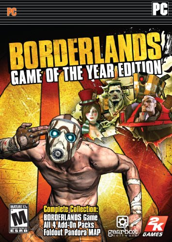Borderlands Game of the Year Edition [Download] image