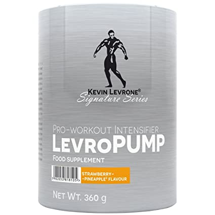 Kevin Levrone Signature Series Levro Pump 360g - Red Grapefruit - Pre-workout Booster