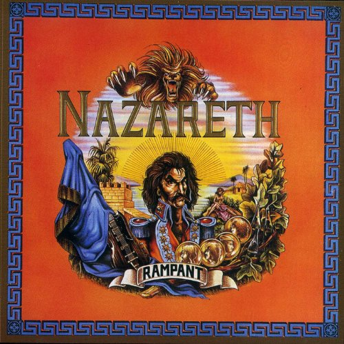Rampant Nazareth Cd Covers