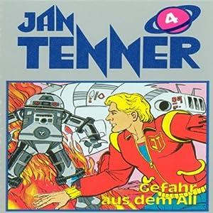 Gefahr aus dem All (Jan Tenner Classics 4) Hörspiel