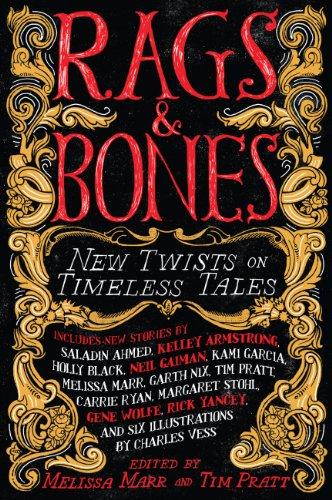 Kindle Book Spotlight: Fairy Tale Adaptations