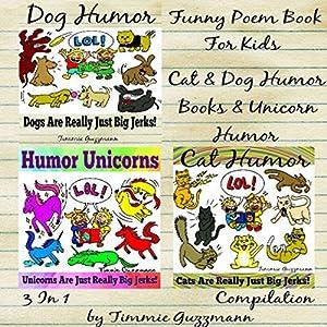 Funny Poem Book for Kids - 3 in 1 Compilation Audiobook