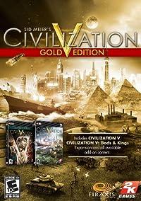 Sid Meier\'s Civilization(R) V Gold Edition (日本語版) [オンラインコード] [ダウンロード]