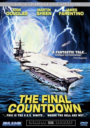 <ファイナル・カウントダウン(1980)> Final Countdown [北米版 DVD リージョン1]