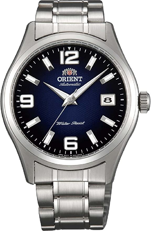 Stainless Steel Watch by Orient