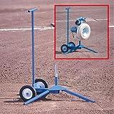 Jugs Softball Pitching Machine with Cart by Jugs