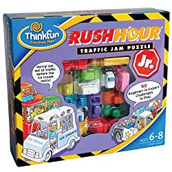 [Best price] Games - ThinkFun Rush Hour Jr. - toys-games