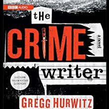 The Crime Writer (       UNABRIDGED) by Gregg Hurwitz Narrated by Scott Brick