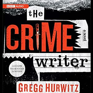 The Crime Writer Audiobook