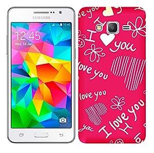 Wow Premium Design Back Cover Case For Samsung Galaxy Grand Prime