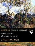 img - for Memorial of Gerard Hallock book / textbook / text book