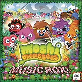 Moshi Monsters/Sweet Tooth Stomp