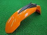 [KTM] KTM250EXC純正フロントフェンダー橙 773.08.010.000