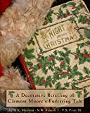 img - for The Night Before Christmas - A Decorative Retelling of Clement Moore's Endearing Tale book / textbook / text book