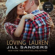 Loving Lauren: The West, Book 1 | Jill Sanders