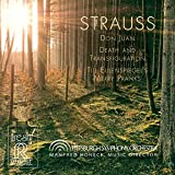 R. Strauss: Don Juan, Op. 20, Death and Transfiguration, Op. 24 & Till Eulenspiegel's Merry Pranks, Op. 28