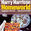 Homeworld Audiobook by Harry Harrison Narrated by Charles Carr