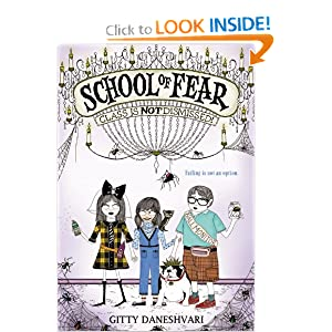 Download book School of Fear: Class Is Not Dismissed!