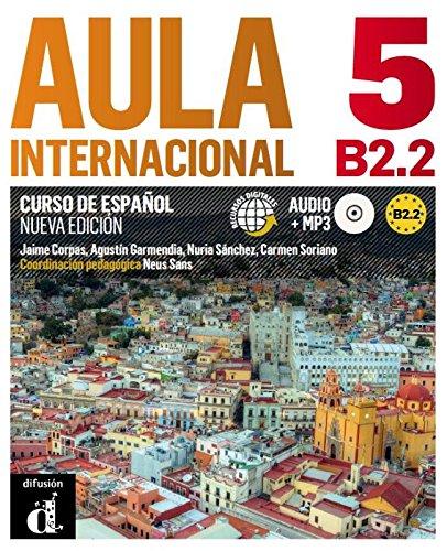 AULA INTERNACIONAL 5 NUEVA EDICION B2.2