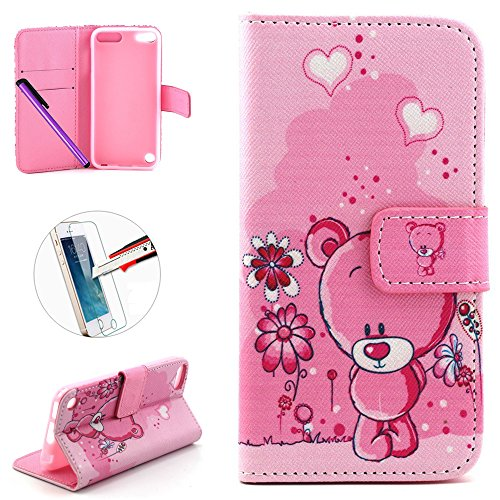 touch-6-custodia-in-pelle-touch-5-portafoglio-cover-il-ipod-touch-5-custodia-ipod-touch-6-kickstand-