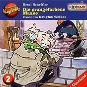 Die orangefarbene Maske (Kommissar Kugelblitz 2) | Ursel Scheffler