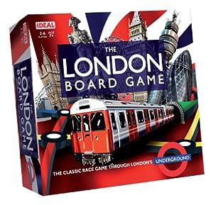 the london board game toys games. Black Bedroom Furniture Sets. Home Design Ideas