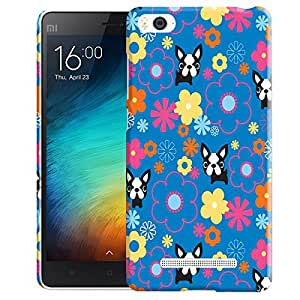 Theskinmantra Pattern 333 back cover for Xiaomi Mi 4i