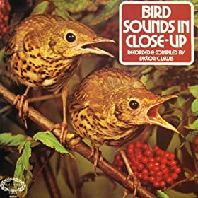 Victor C. Lewis - Bird Recognition; An Aural Index Vol. 1 Birds Of The Farm And Garden