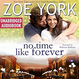No Time Like Forever Audiobook