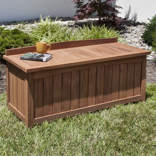 cheap price 4 ft teak wood backless storage bench
