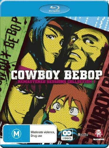 the chatterbot collection cowboy bebop