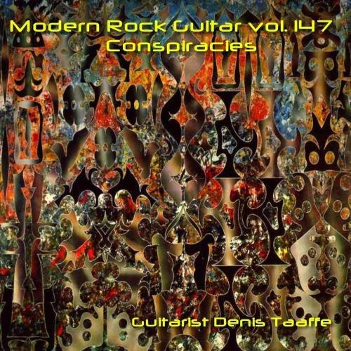 Modern Rock Guitar Vol.147 'Conspiracies'