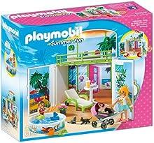 Comprar Playmobil - Cofre maletín juegos en la terraza (6159)
