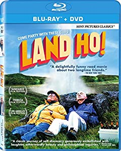 Land Ho! (2014) Adventure | Comedy (BLURAY) UK Cinema RLS