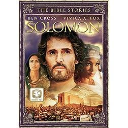 The Bible Stories: Solomon