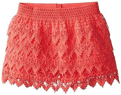 Jessica Simpson Big Girls' Dayna Lace Soft Short by Jessica Simpson Tween Girls 7-16