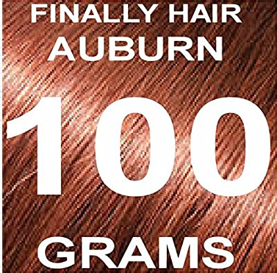 Hair Building Fibers 100 Grams Refill Your Existing Bottle. Highest Grade Fiber By Finally Hair (Medium Salt & Pepper - Dark Brown with a Touch of White Special Formula)