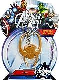 "Loki's Helmet 3"" Bendable Keychain"