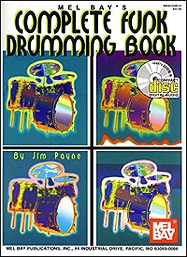 Complete Funk Drumming Book